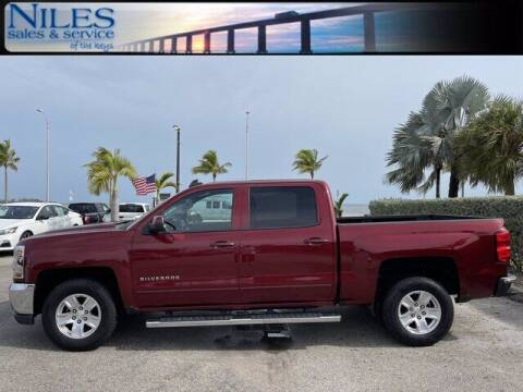 2017 Chevrolet Silverado 1500 for sale at Niles Sales and Service in Key West FL