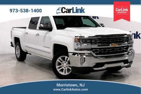 2018 Chevrolet Silverado 1500 for sale at CarLink in Morristown NJ