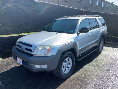 2003 Toyota 4Runner for sale at McManus Motors in Wheat Ridge CO