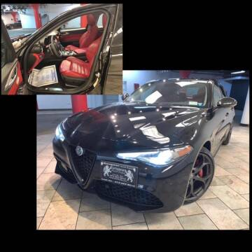 2019 Alfa Romeo Giulia for sale at EUROPEAN AUTO EXPO in Lodi NJ