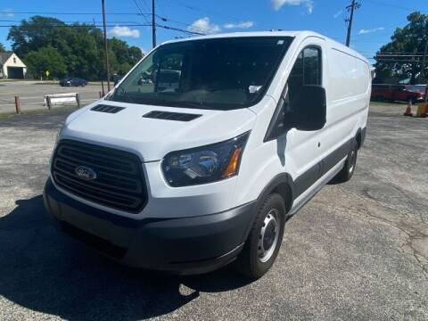 2016 Ford Transit Cargo for sale at Groesbeck TRUCK SALES LLC in Mount Clemens MI