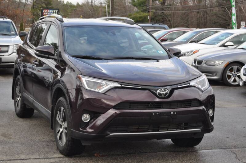 2018 Toyota RAV4 for sale at Amati Auto Group in Hooksett NH