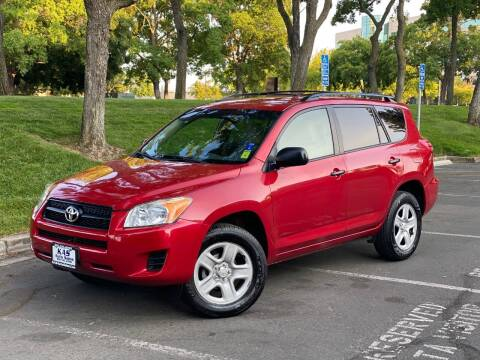2012 Toyota RAV4 for sale at KAS Auto Sales in Sacramento CA
