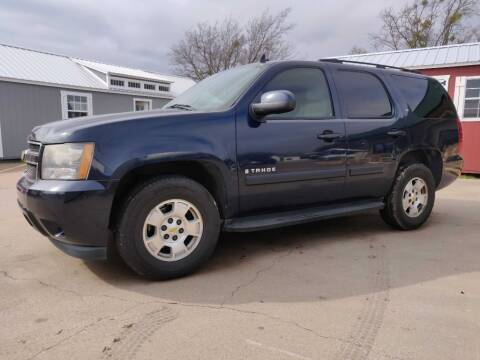2008 Chevrolet Tahoe for sale at Texas RV Trader in Cresson TX