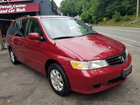 2003 Honda Odyssey for sale at Bloomingdale Auto Group in Bloomingdale NJ