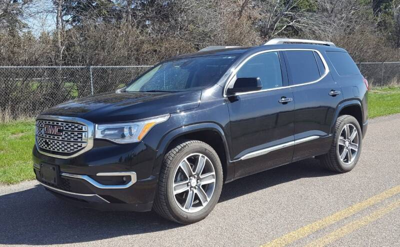 2017 GMC Acadia for sale at Electric City Auto Sales in Great Falls MT