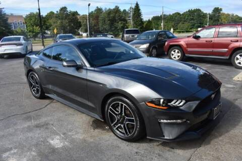 2020 Ford Mustang for sale at AUTO ETC. in Hanover MA