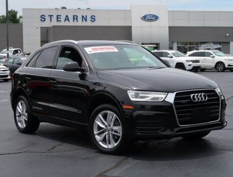 2016 Audi Q3 for sale at Stearns Ford in Burlington NC