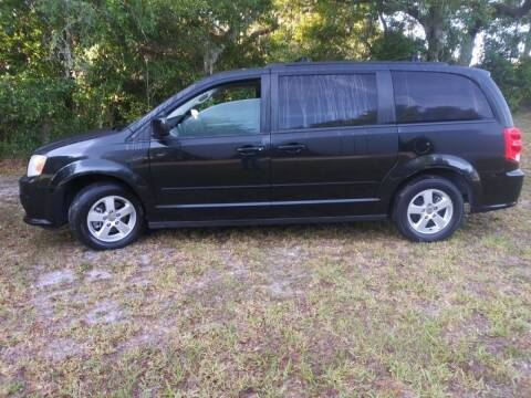 2012 Dodge Grand Caravan for sale at Royal Auto Trading in Tampa FL