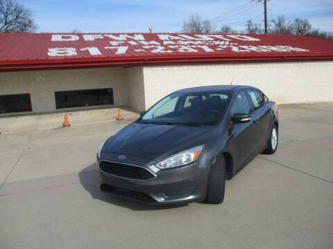 2015 Ford Focus for sale at DFW Auto Leader in Lake Worth TX
