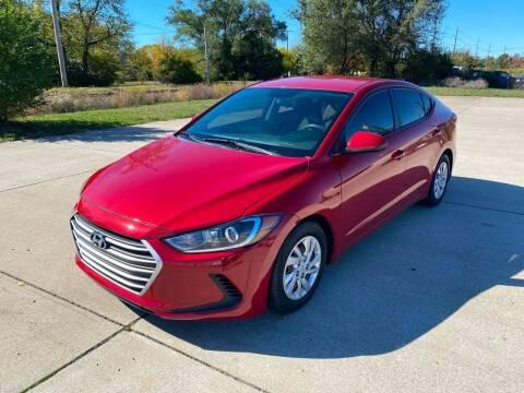 2017 Hyundai Elantra for sale at Mr. Auto in Hamilton OH