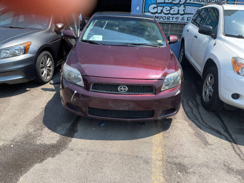 2007 Scion tC for sale at Ideal Cars in Hamilton OH