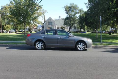 2012 Lincoln MKZ for sale at Lexington Auto Club in Clifton NJ