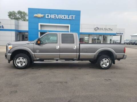 2012 Ford F-350 Super Duty for sale at Finley Motors in Finley ND