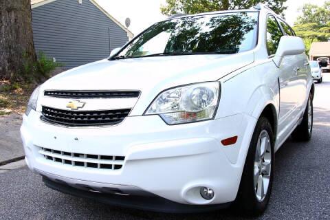 2014 Chevrolet Captiva Sport for sale at Prime Auto Sales LLC in Virginia Beach VA