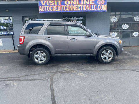 2011 Ford Escape for sale at Auto Credit Connection LLC in Uniontown PA
