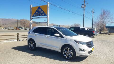 2016 Ford Edge for sale at Auto Depot in Carson City NV