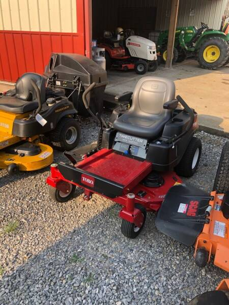 """2017 Toro Timecutter42"""" for sale at Ben's Lawn Service and Trailer Sales in Benton IL"""