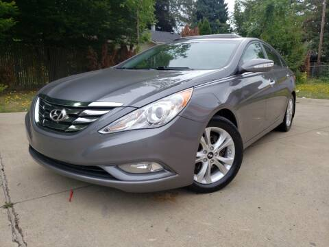 2011 Hyundai Sonata for sale at A1 Group Inc in Portland OR