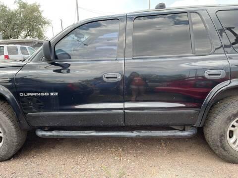 1998 Dodge Durango for sale at PB&J Auto in Cheyenne WY