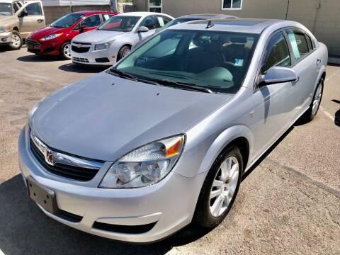 2009 Saturn Aura for sale at Top Gun Auto Sales, LLC in Albuquerque NM