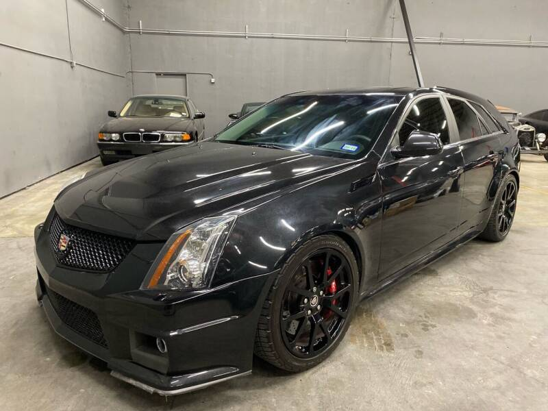 2013 Cadillac CTS-V for sale at EA Motorgroup in Austin TX