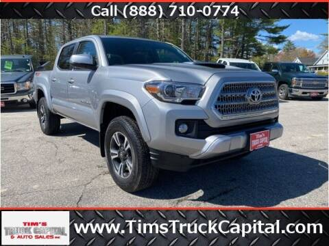 2016 Toyota Tacoma for sale at TTC AUTO OUTLET/TIM'S TRUCK CAPITAL & AUTO SALES INC ANNEX in Epsom NH