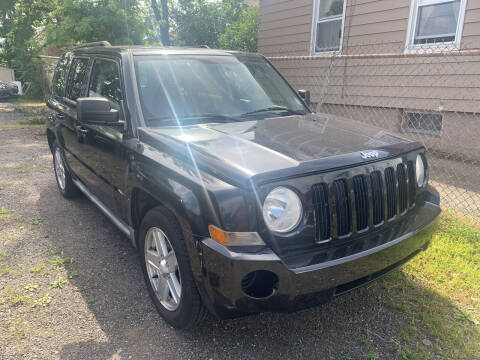 2010 Jeep Patriot for sale at Charles and Son Auto Sales in Totowa NJ