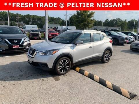 2018 Nissan Kicks for sale at TEX TYLER Autos Cars Trucks SUV Sales in Tyler TX