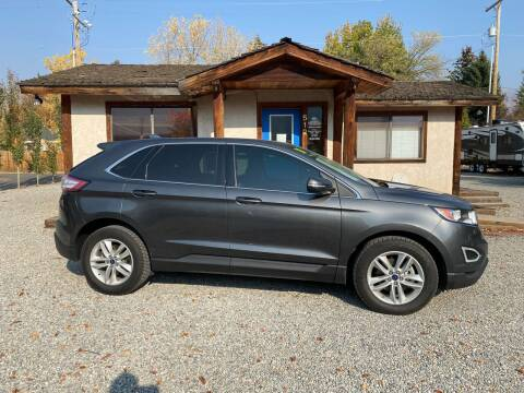 2016 Ford Edge for sale at Sawtooth Auto Sales in Hailey ID