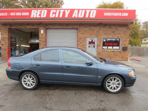2006 Volvo S60 for sale at Red City  Auto in Omaha NE
