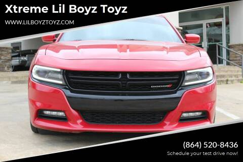 2016 Dodge Charger for sale at Xtreme Lil Boyz Toyz in Greenville SC