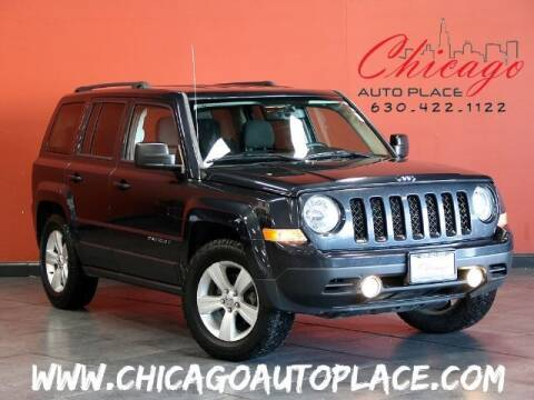 2014 Jeep Patriot for sale at Chicago Auto Place in Bensenville IL