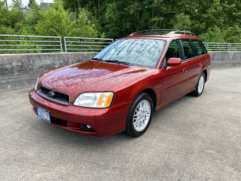 2004 Subaru Legacy for sale at Zipstar Auto Sales in Lynnwood WA