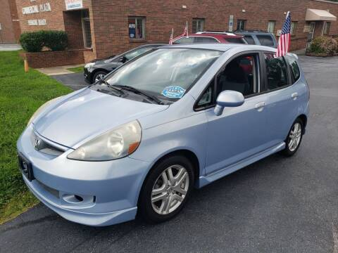 2008 Honda Fit for sale at ARA Auto Sales in Winston-Salem NC