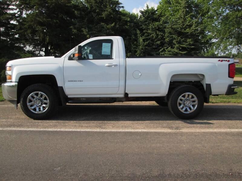2018 Chevrolet Silverado 3500HD for sale at Joe's Motor Company in Hazard NE