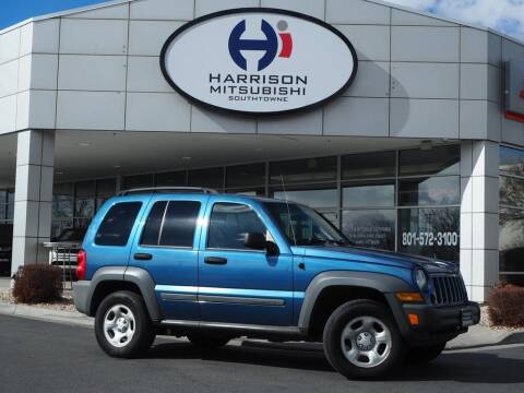 2005 Jeep Liberty for sale at Harrison Imports in Sandy UT