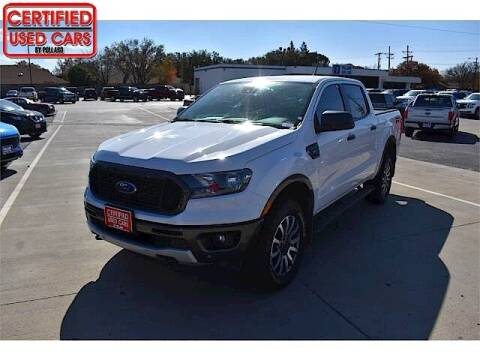 2019 Ford Ranger for sale at South Plains Autoplex by RANDY BUCHANAN in Lubbock TX