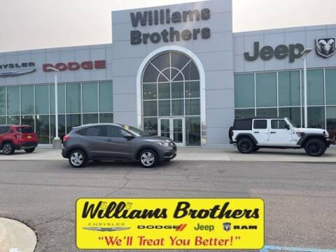 2019 Honda HR-V for sale at Williams Brothers - Pre-Owned Monroe in Monroe MI