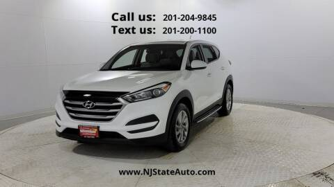 2018 Hyundai Tucson for sale at NJ State Auto Used Cars in Jersey City NJ