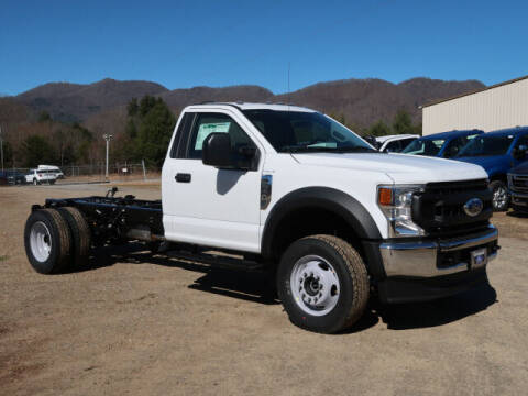 2021 Ford F-600 Super Duty for sale at Ken Wilson Ford in Canton NC