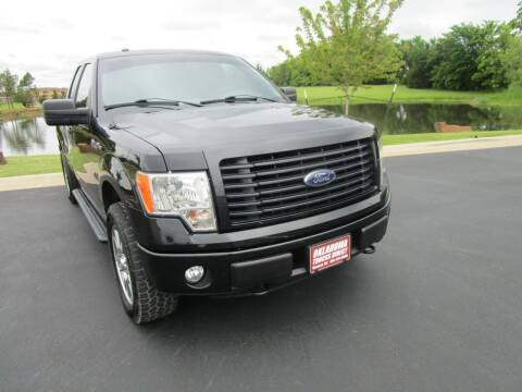 2014 Ford F-150 for sale at Oklahoma Trucks Direct in Norman OK