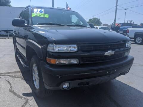 2006 Chevrolet Tahoe for sale at GREAT DEALS ON WHEELS in Michigan City IN