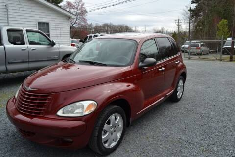 2003 Chrysler PT Cruiser for sale at Victory Auto Sales in Randleman NC