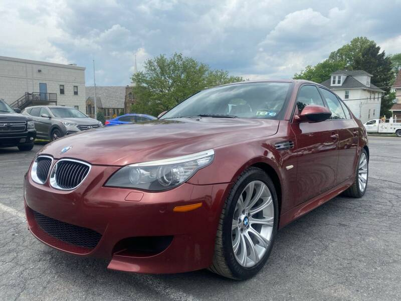 2009 BMW M5 for sale at 1NCE DRIVEN in Easton PA