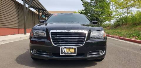 2013 Chrysler 300 for sale at VIking Auto Sales LLC in Salem OR