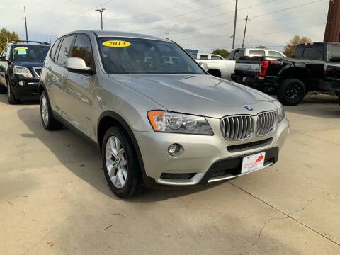 2013 BMW X3 for sale at AP Auto Brokers in Longmont CO