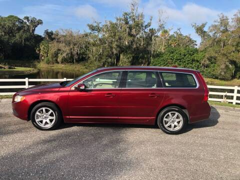 2008 Volvo V70 for sale at Unique Sport and Imports in Sarasota FL