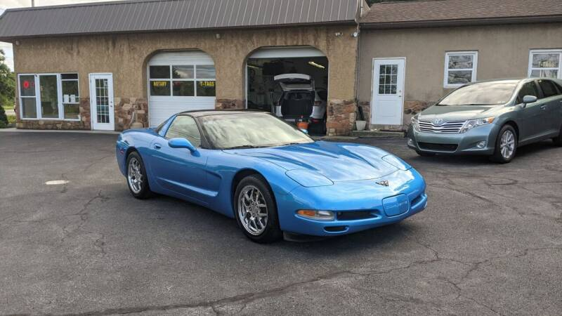 1997 Chevrolet Corvette for sale at Worley Motors in Enola PA