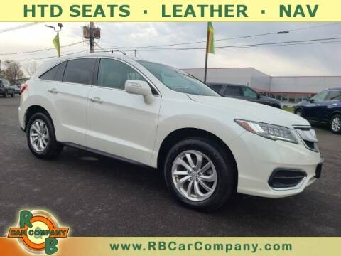 2016 Acura RDX for sale at R & B Car Company in South Bend IN